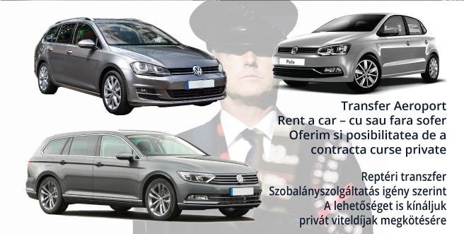 Rent a car Cluj Napoca Reptér
