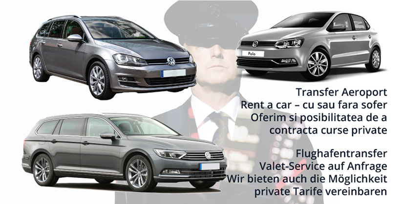Valet services on demand. We also offer the opportunity to contract private fares